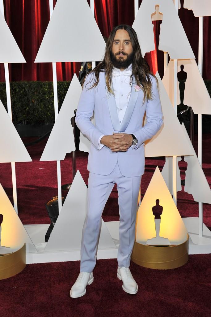 Jared Leto Worst Dressed