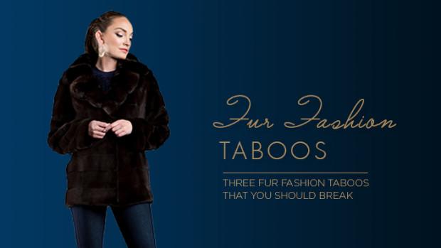 Break 3 Fur Fashion Taboos   ML Murs