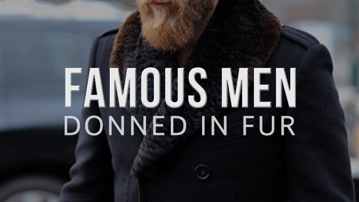 famous men